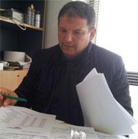Abdelkarim Abidi chef du corps de sécurité à l'aéroport Tunis-Carthage a démenti