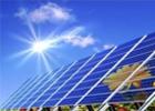 Une unité de fabrication de panneaux solaires photovoltaïques