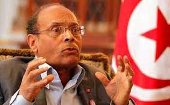 Le président Moncef Marzouki a déclaré