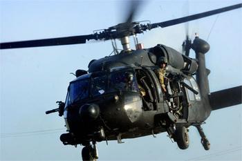 La Tunisie va réceptionner durant les prochains mois le premier lot d'hélicoptères de combat de fabrication américaine dans le cadre