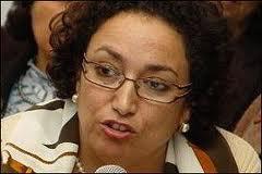 La juriste avocate et militante des droits de l'homme