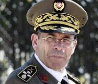 Interrogé par le journal Attounsia sur ce qu'il pense du départ à la retraite du général Rachid Ammar