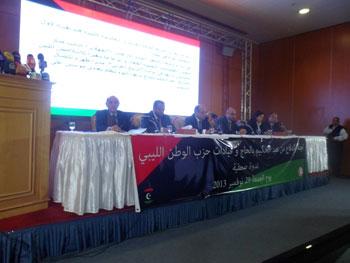 Le comité de défense d'Abdelhakim Belhaj a tenu