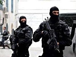 Les brigades anti-terroristes ont effectué des descentes dans plusieurs quartiers de la ville de Kasserine