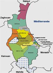 Selon un rapport du commissariat régional du développement agricole(CRDA)