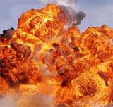 Un kamikaze s'est fait exploser