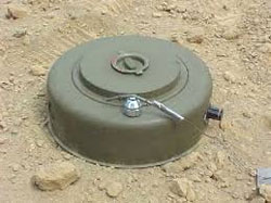 4 mines ont été découvertes au niveau de la zone de l'assassinat de 8 soldats de l'armée nationale qui ont été tués le 29 juillet 2013 à Jebel Chaambi