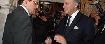 Le chef du gouvernement Ali Larayedh a eu