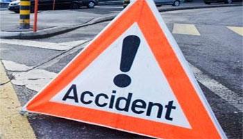 8 personnes ont été gravement blessées dans un accident de la route entre Foussena et Kasserine alors qu'elles étaient à bord d'un véhicule