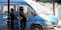 Des agents et des cadres sécuritaires et administratifs du ministère de l'Intérieur qui ont participé aux évènements de Kairouan et Ettadhamen