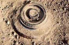 Une mine a explosé sous un engin militaire