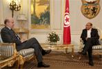 """La France souhaite développer avec la Tunisie un nouveau partenariat d'égal à égal"""" dans le cadre du respect des choix mutuels"""""""