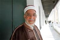 Le maire de Sidi Bou Saïd