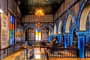 L'association pour la sauvegarde du patrimoine judéo-tunisien Dar el Dhekra organise une exposition intitulée les Synagogues