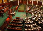 L'assemblée nationale constituante a repris