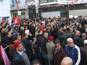 Le ministère public près le tribunal de première instance de Tunis