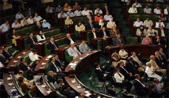 L'assemblée nationale constituante vient de lever la séance plénière qu'elle a consacrée