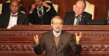 La délégation des États-Unis à la cérémonie célébrant la nouvelle Constitution de la Tunisie s'est retirée