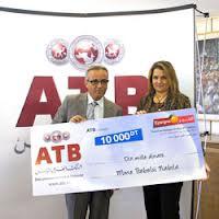 L'Arab Tunisian Bank (ATB) vient de dévoiler le nom du vainqueur de la 8e édition de son jeu-concours « Epargne El Khir ». Le tirage au sort contrôlé par un huissier notaire a désigné ...