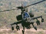 Deux avions Apache ont atterri