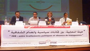 Le Président de l'Association tunisienne pour l'intégrité et la démocratie des élections (ATIDE)