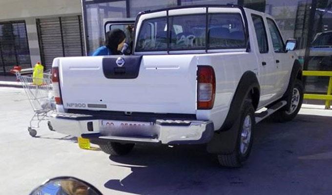 tunisie le changement de la plaque d immatriculation en. Black Bedroom Furniture Sets. Home Design Ideas