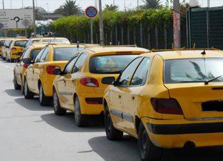 Une nouvelle journée sans taxis, le 14 mai Taxis-326x235