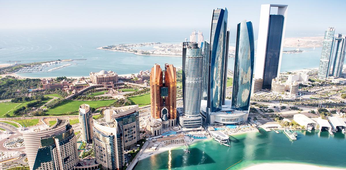 Emirats for Vae architecte