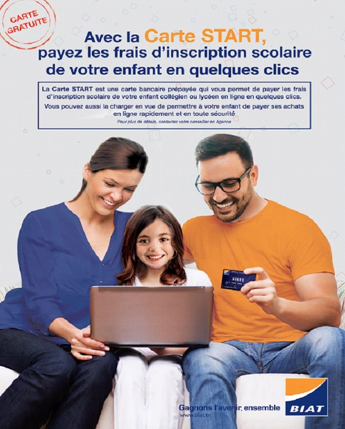 Carte But En Ligne.La Biat Lance La Carte Gratuite Start Pour Faciliter Les
