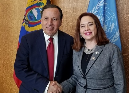 La Tunisie brigue un siège au Conseil de sécurité de l'ONU