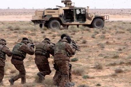 La présence de militaires étrangers en Tunisie s'inscrit dans le cadre de la formation et l'échange d'expertises