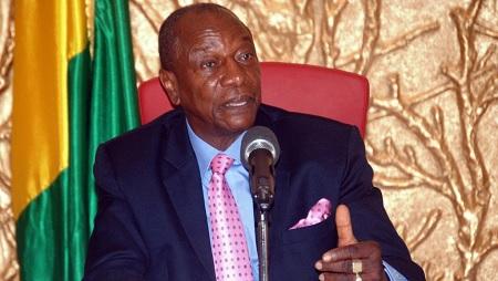 Si la Guinée est sous-développée c'est à cause de la France, dit Condé