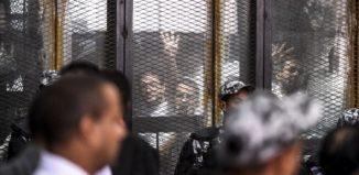 Égypte : condamnation définitive à la peine capitale pour 20 islamistes