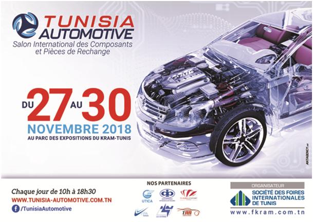 «Tunisia Automotive 2018» : Le savoir-faire local s'offre une vitre