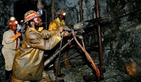 L'industrie minière n'a pas brillé en 2018 en Afrique