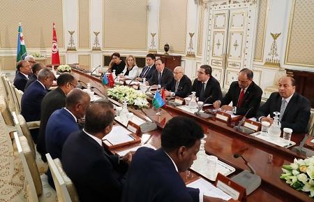 Tunis et Djibouti signent 6 accords, dans 4 domaines