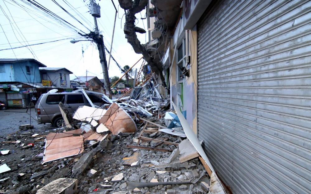 Séisme aux Philippines, risque de tsunami