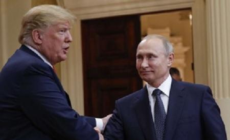 Pour Poutine, l'Occident veut freiner la montée en puissance de la Russie