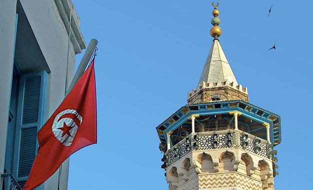 Mosquee tunisie
