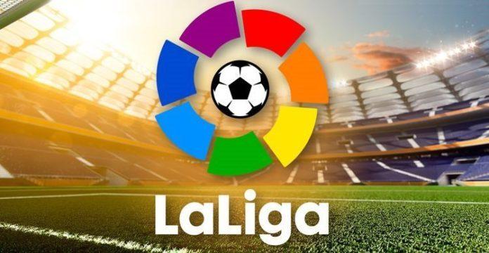 Espagne: le patron de la Liga espère reprendre le jeudi 11 juin par le derby LaLiga-696x360