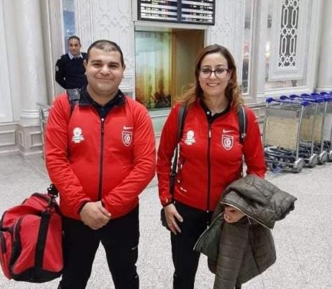 Tennis De Table Karim Gharsallah Qualifie Aux Jeux Paralympiques