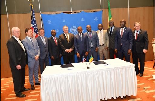 Le secrétaire d'Etat américain en visite en Afrique
