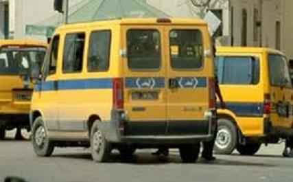 Les taxis collectifs reprennent leurs activités avec moitié des passagers et double tarif Gdobas-1
