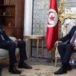 Le renforcement de la coopération entre la Tunisie et L'UE au centre d'un entretien entre le Chef du gouvernement et Patrice Bergamini