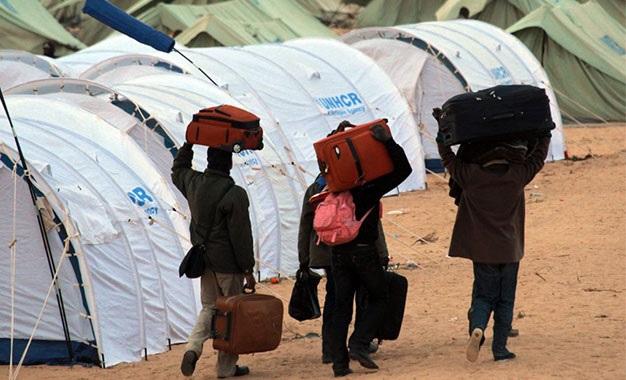 Le HCR et les instances tunisiennes aux petits soins des réfugiés et demandeurs d'asile dans le Sud Refuger