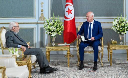 Entretien Saied-Ghannouchi