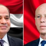 Entretien téléphonique entre Kaïs Saïed et Al-Sissi