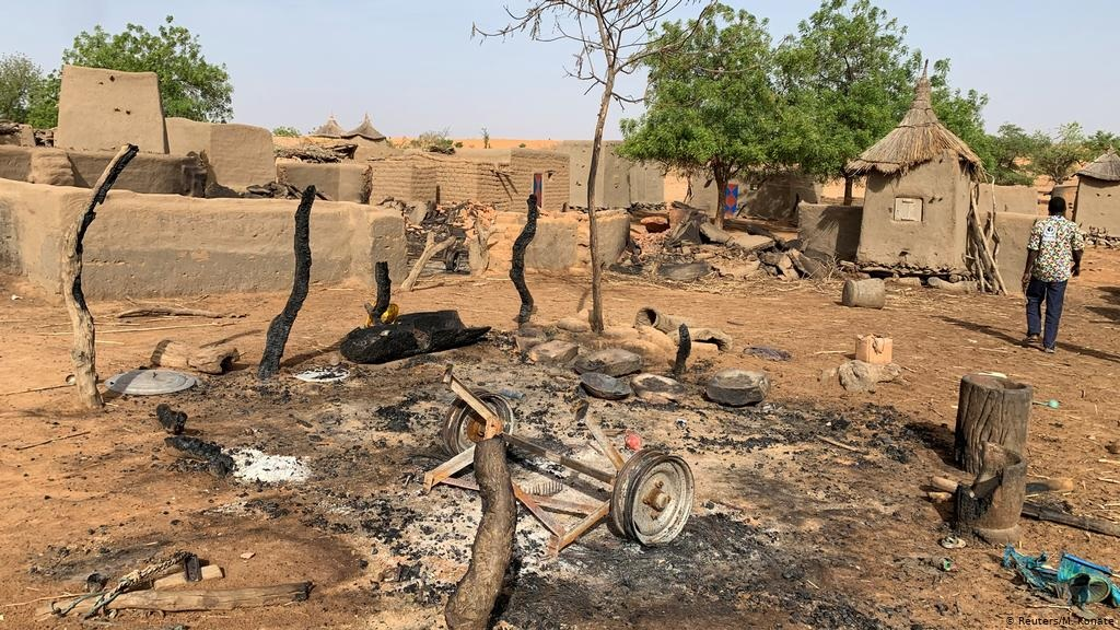 35 morts dans l'attaque de deux villages au B ...