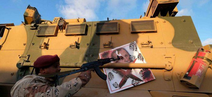 Tunisie, terrain d'une lutte d'influence franco-américaine
