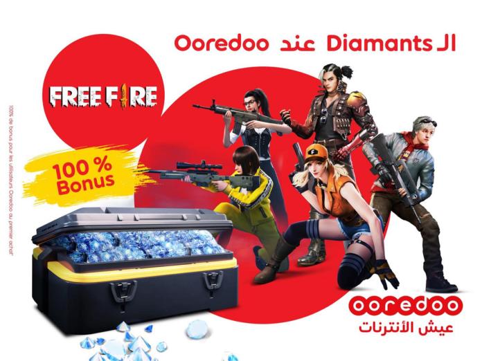 FreeFireOoredoo